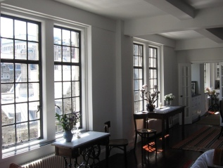 President's Apartment Alteration