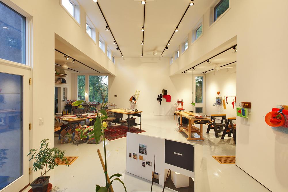 Artist Studio Joseph Bergin Architect P C