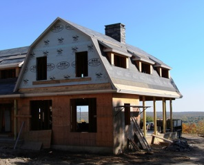 Construction Progress in Old Lyme,CT